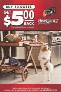 Heartgard Rebate
