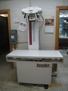 Our New Digital X-Ray